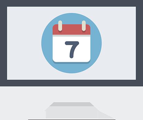 Calendario Exámenes de Selectividad