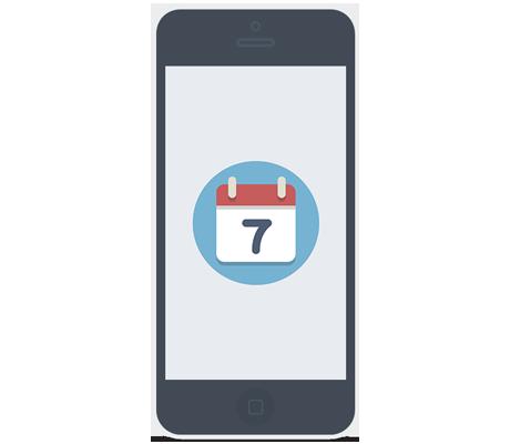 Horario de Estudio para Selectividad en tu móvil